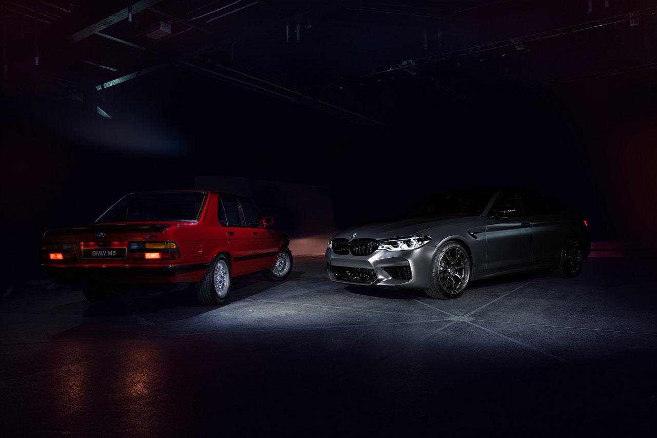 사진2-BMW M5 컴페티션 35주년 에디션
