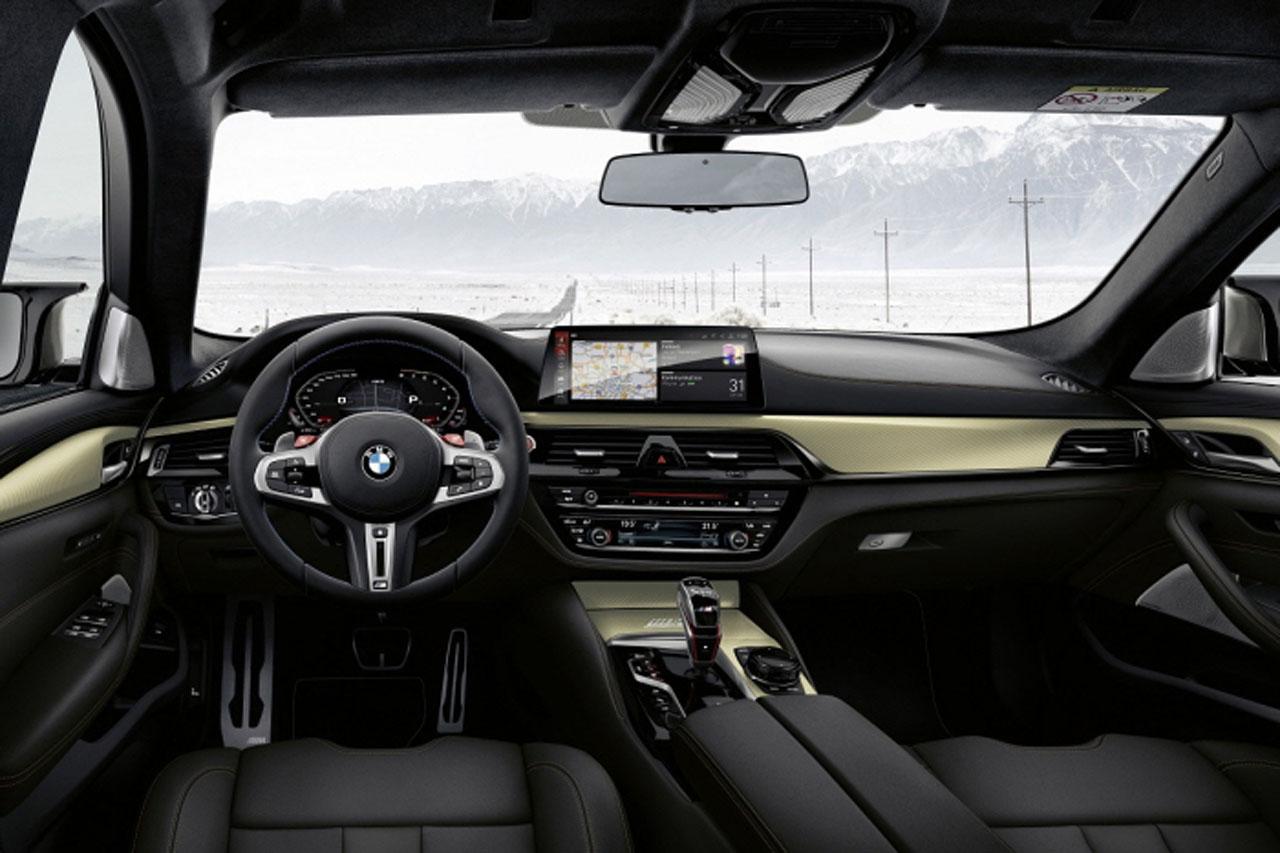 사진3-BMW M5 컴페티션 35주년 에디션