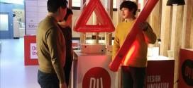 수원시지속가능도시재단 지원기업 어썸랩, 자동차 2차 사고 Zero에 도전하는 '튜브 안전삼각대' 공개