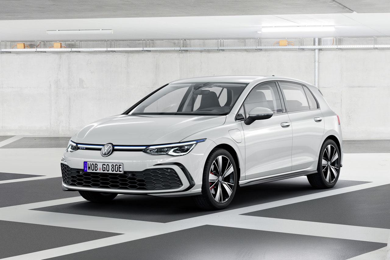 The new Volkswagen Golf GTE