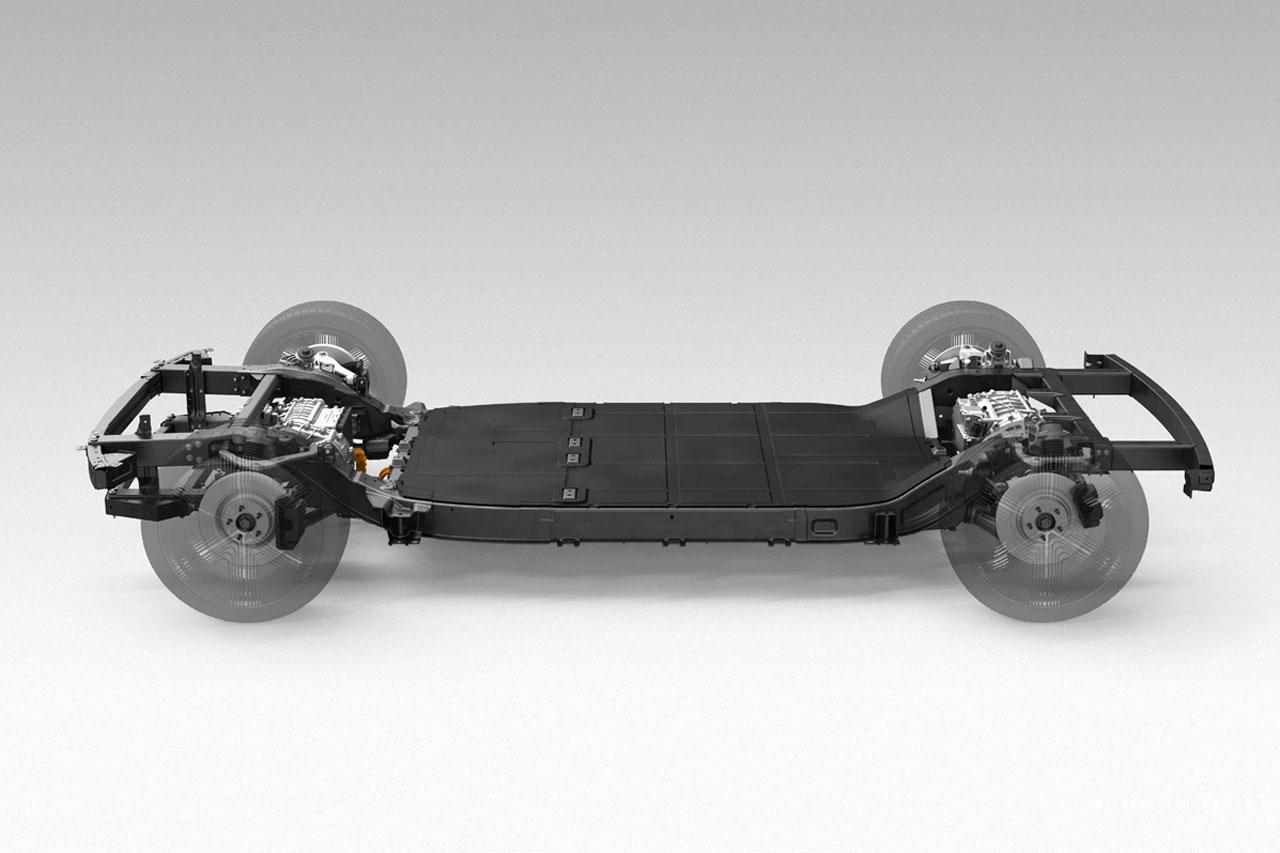 카누 개발 전기차 스케이트보드 플랫폼