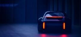현대차, EV 콘셉트카 '프로페시(Prophecy)' 티저 공개
