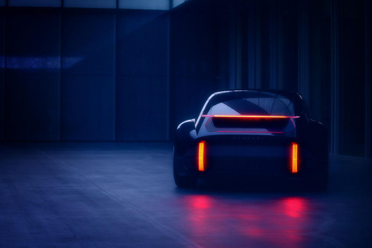 200214 (사진자료) 현대차 2020 제네바 모터쇼 EV 콘셉트카 티저