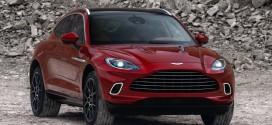 애스턴마틴, 브랜드 최초의 SUV 'DBX' 국내 출시! 가격은 2억 4,800만원