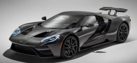 포드, 풀 카본 바디에 660마력 엔진 얹은 '2020 포드 GT' 공개
