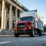 앨리슨 트랜스미션, 맥트럭의 신형 중형 트럭에 기본 변속기로 장착