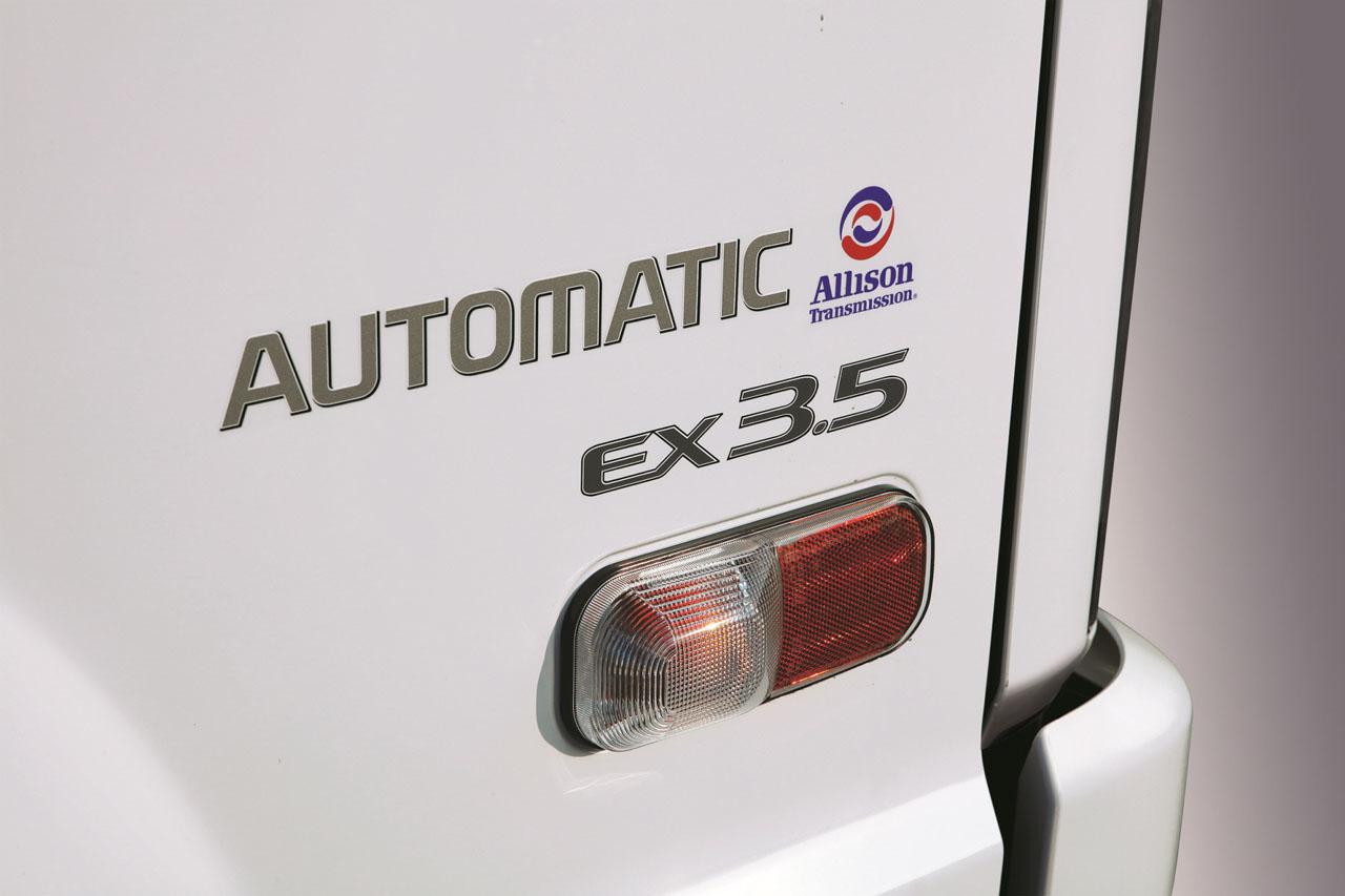 [사진자료4] 앨리슨 트랜스미션-현대차, 전자동 변속기 장착된 _마이티_ 준중형 트럭 출시