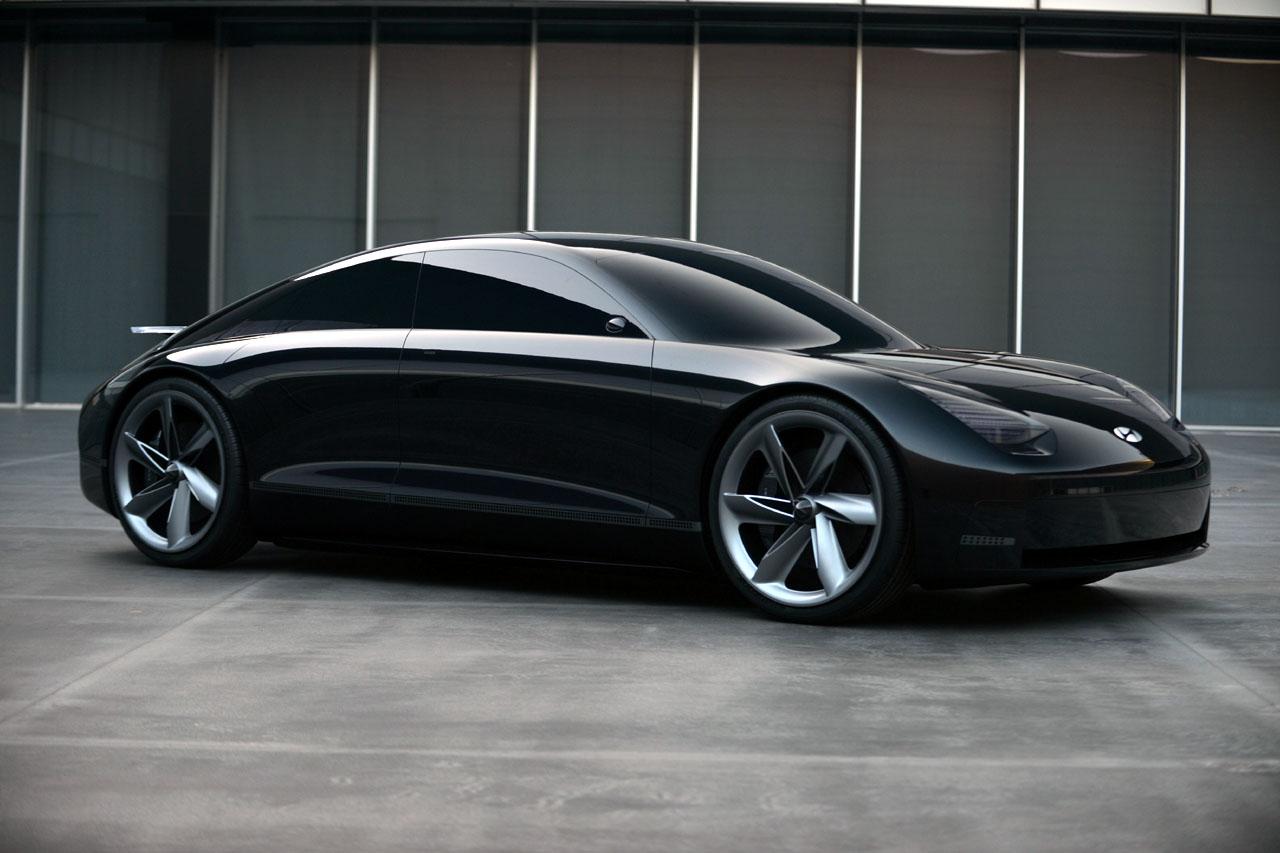 (사진) 현대차 EV 콘셉트카 프로페시(Prophecy) (1)