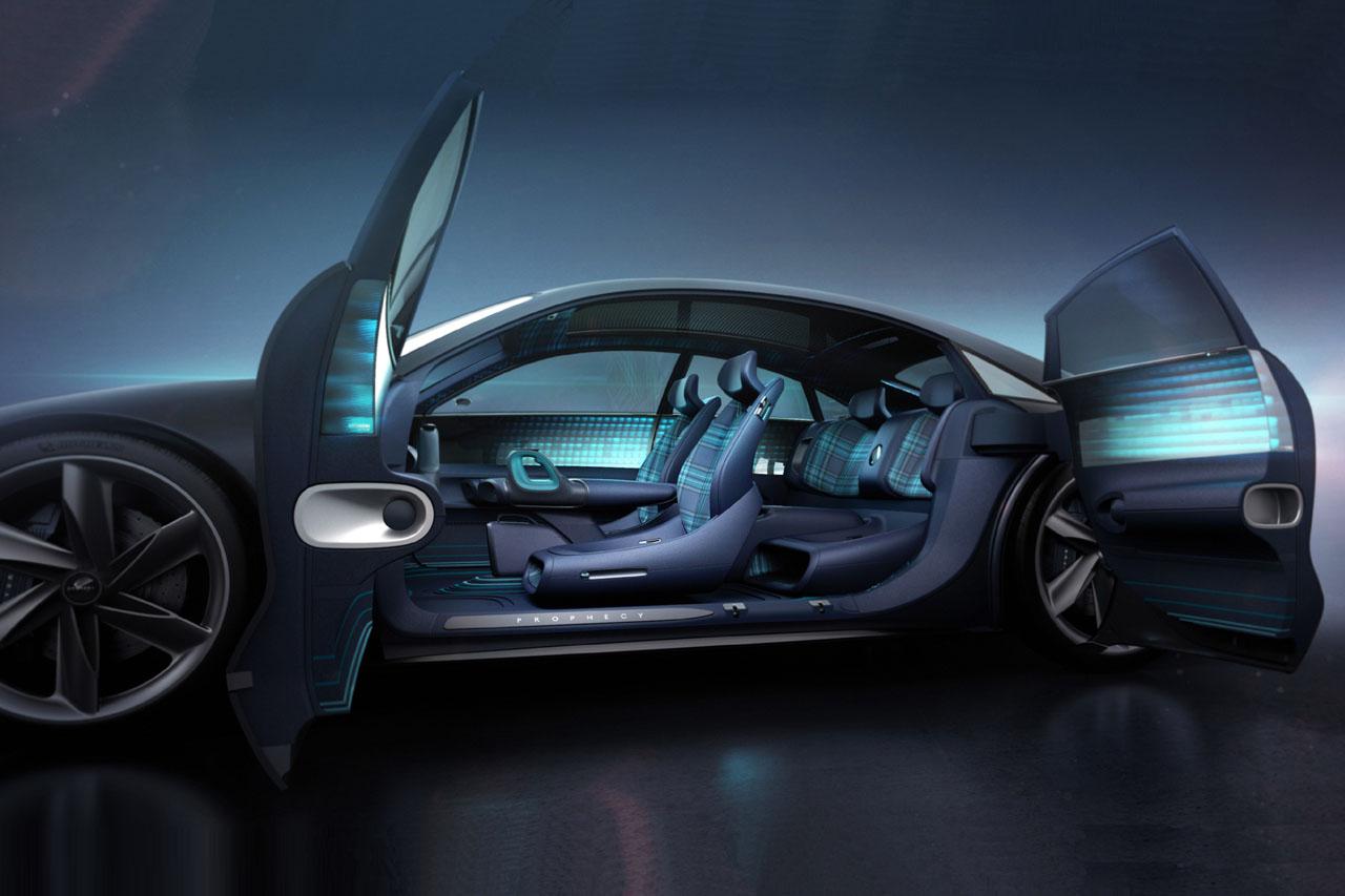 (사진) 현대차 EV 콘셉트카 프로페시(Prophecy) (6)
