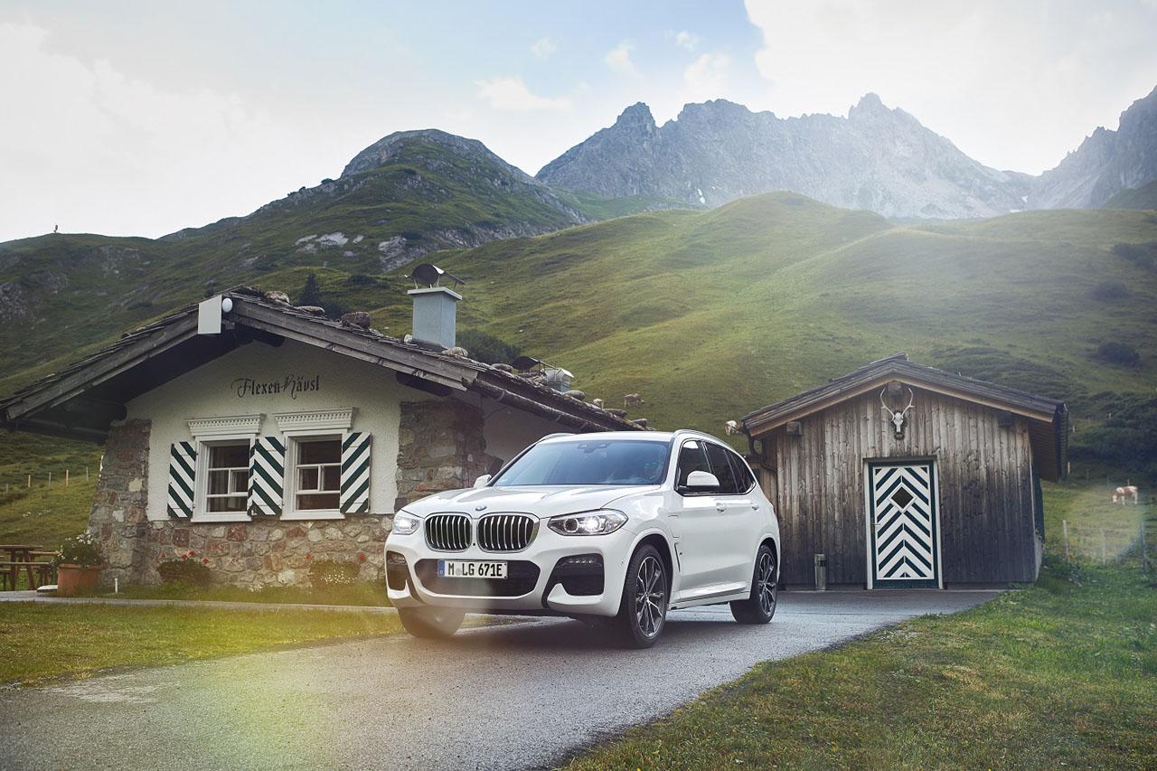 사진2-BMW 코리아 뉴 X3 xDrive30e 출시