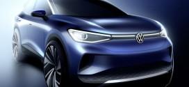 폭스바겐, 첫 번째 순수 전기 컴팩트 SUV, ID.4 세계 최초 공개