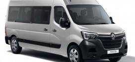 NEW르노 마스터 밴•버스 향상된 상품성 갖추고 국내 출시!