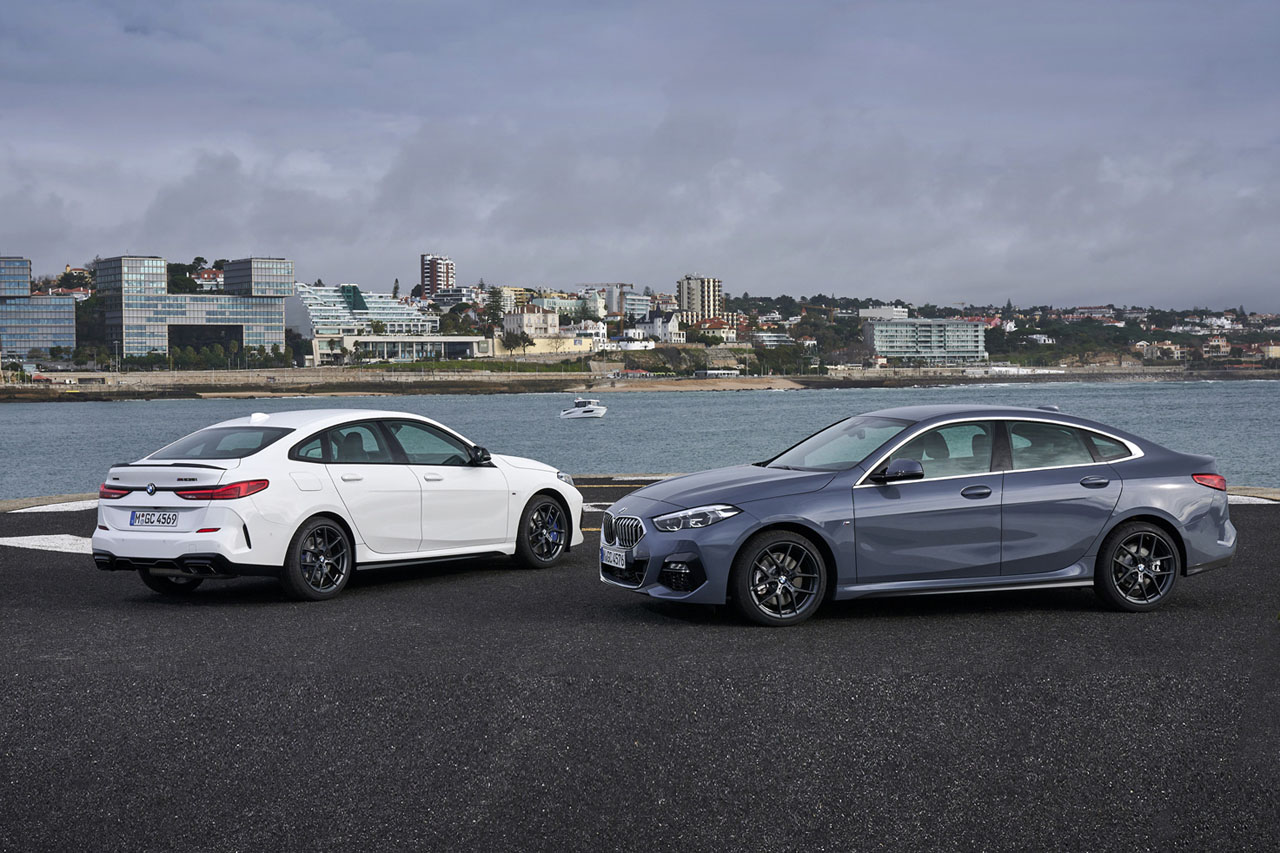 BMW M235i and BMW 220d