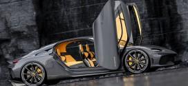 하이퍼카의 패러다임을 바꾸다! '코닉세그 제메라(Koenigsegg Gemera)'