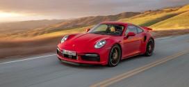 0-200km/h 가속 8초대! '2021 포르쉐 911 터보 S & 카브리올레'