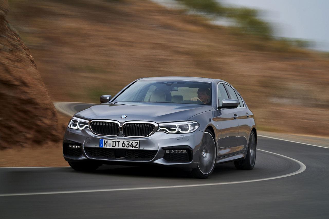 사진1-BMW 코리아 520i M 스포츠 패키지 출시