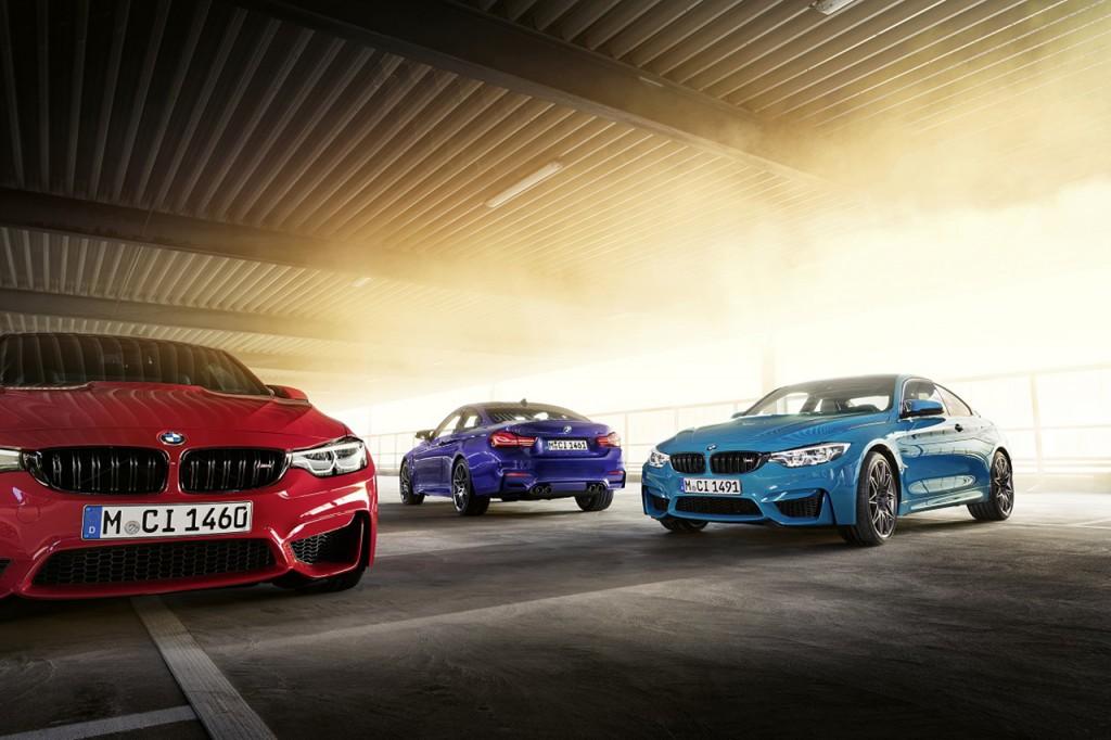 사진1-BMW M4 쿠페 컴페티션 헤리티지 에디션 출시