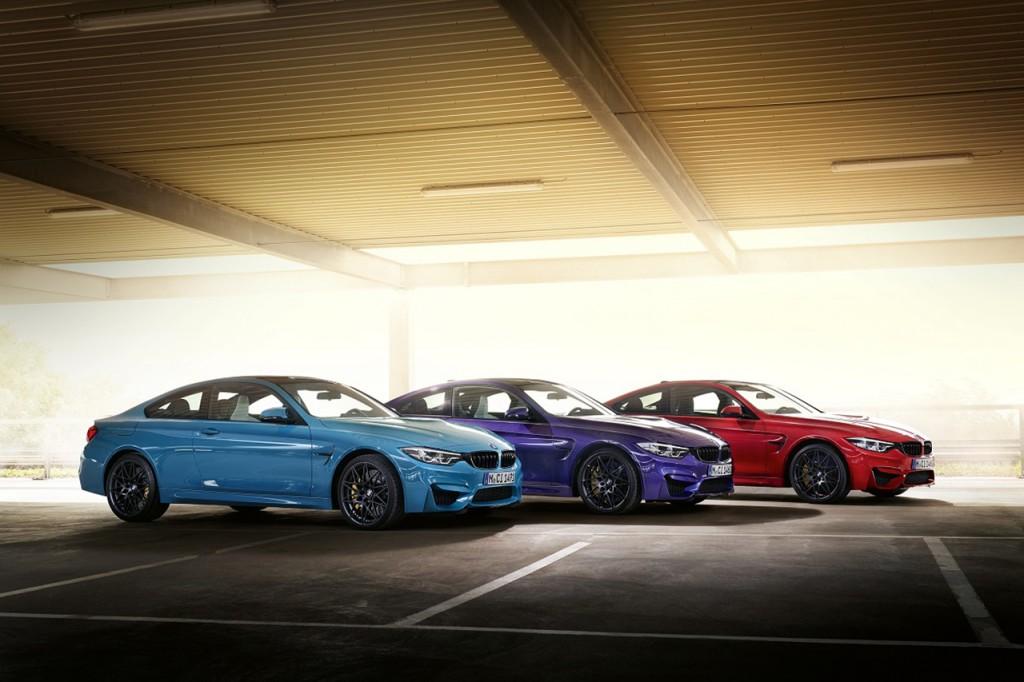 사진2-BMW M4 쿠페 컴페티션 헤리티지 에디션 출시