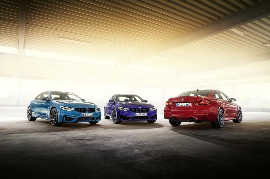 사진3-BMW M4 쿠페 컴페티션 헤리티지 에디션 출시