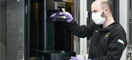 오토모빌리 람보르기니,코로나19 극복 위해 의료용품 제작에 나선다