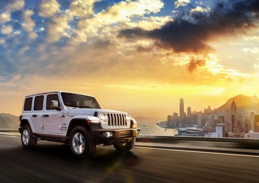 사진자료1-지프(Jeep®), 랭글러 오버랜드 파워탑 모델 국내 최초 출시