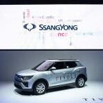 쌍용자동차, 티볼리 1.2리터 가솔린 터보 유럽시장 출시