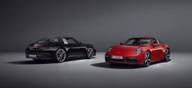 911 라인업의 완성, 포르쉐 신형 911 타르가 공개