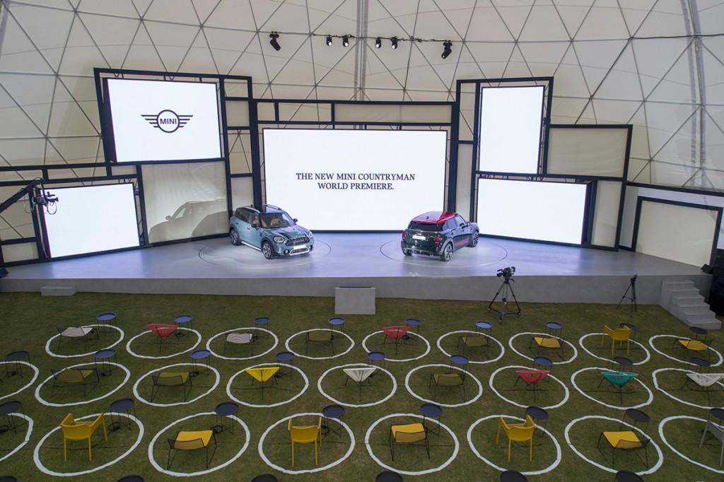 사진2-MINI 코리아, 뉴 MINI 컨트리맨 전 세계 최초 공개