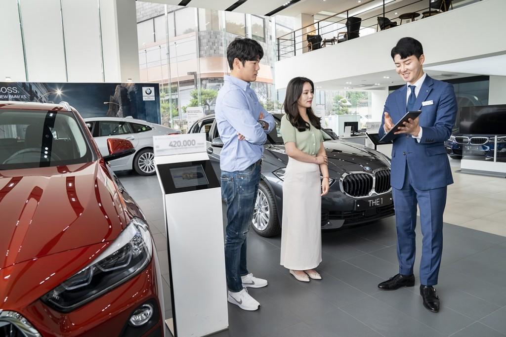 사진3-BMW 코리아, 전자계약시스템 디지털 세일즈 플랫폼 도입