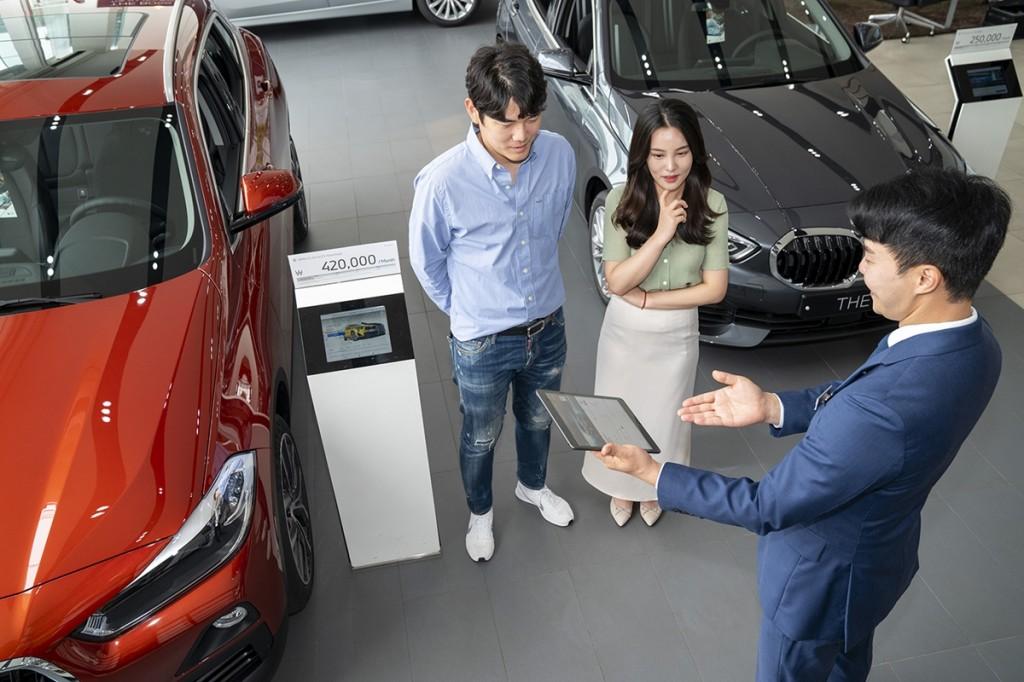 사진4-BMW 코리아, 전자계약시스템 디지털 세일즈 플랫폼 도입