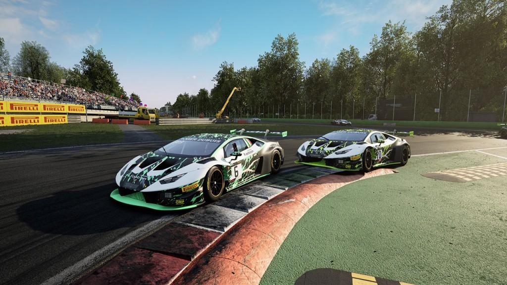 [참고사진] 더 리얼 레이스의 람보르기니 우라칸 GT3 에보(1)