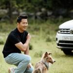 폭스바겐코리아, 폭스바겐 SUV 홍보대사에 반려견 훈련사 강형욱 발탁