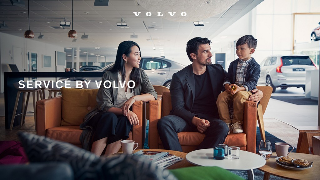 Service by Volvo 런칭 (1)