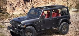 지프(Jeep®), 6.4리터 V-8 엔진 장착한 '랭글러 루비콘 392 콘셉트' 공개