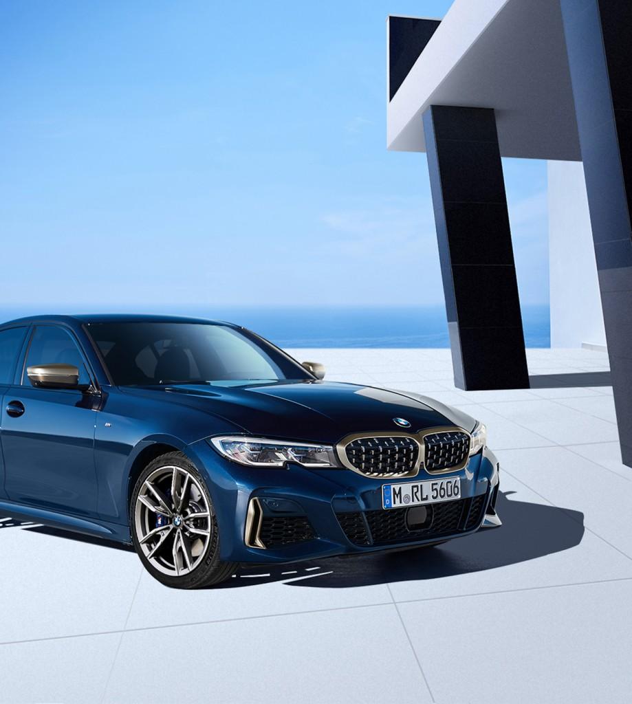 사진-M340i BMW 코리아 25주년 탄자나이트 블루 에디션 출시
