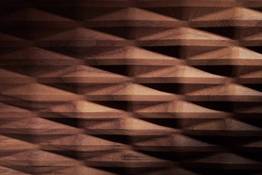 [참고사진] 벤틀리 세계 최초 3D 우드 패널 (1)