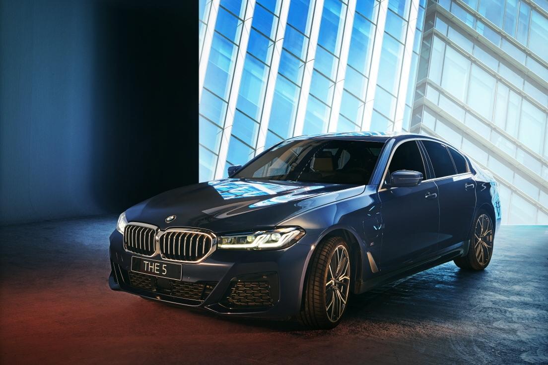 사진-BMW 뉴 5시리즈 (1)