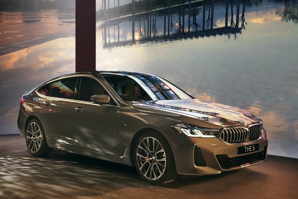 사진-BMW 뉴 6 시리즈 그란 투리스모 (1)