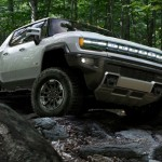 The 2022 GMC HUMMER EV is designed to be an off-road beast, with