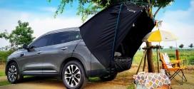 르노삼성자동차 QM6·XM3 전용 '차박' 액세서리 추가 출시