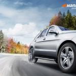 한국타이어, 빗길 눈길에도 안전한 사계절용 SUV 타이어 '키너지 4S 2 X' 출시