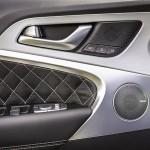 사진-제네시스 G70 내 렉시콘 스피커 시스템-제네시스 제공-1