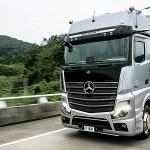 메르세데스-벤츠 트럭, 뉴 악트로스 전시 및 시승회  전국 11개 지역에서 성황리 진행 중