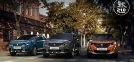 푸조, 브랜드 창립 210주년 기념 '푸조 SUV 특별 시승행사' 진행