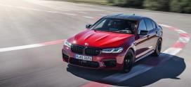 BMW 코리아, 초고성능 비즈니스 세단 뉴 M5 컴페티션 국내 출시