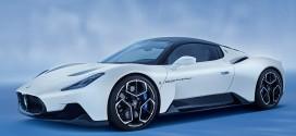 마세라티 MC20, 국제자동차페스티벌 '올해의 가장 아름다운 슈퍼카' 선정