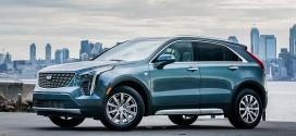 캐딜락, 신형 럭셔리 SUV XT4 18일 출시…  브랜드 풀 라인업 완성!