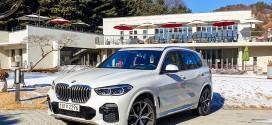 BMW X5 xDrive 40i 시승기, 디젤 SUV 시대의 종언을 고하다