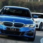 [사진자료] BMW 드라이빙 센터 주행 차량 1
