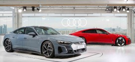 아우디, 전기차의 새로운 비전을 제시하는 순수 전기차 e-트론 GT와 RS e-트론 GT 국내 프리뷰 공개